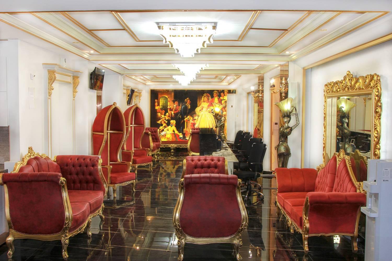 سالن زیبایی پریا